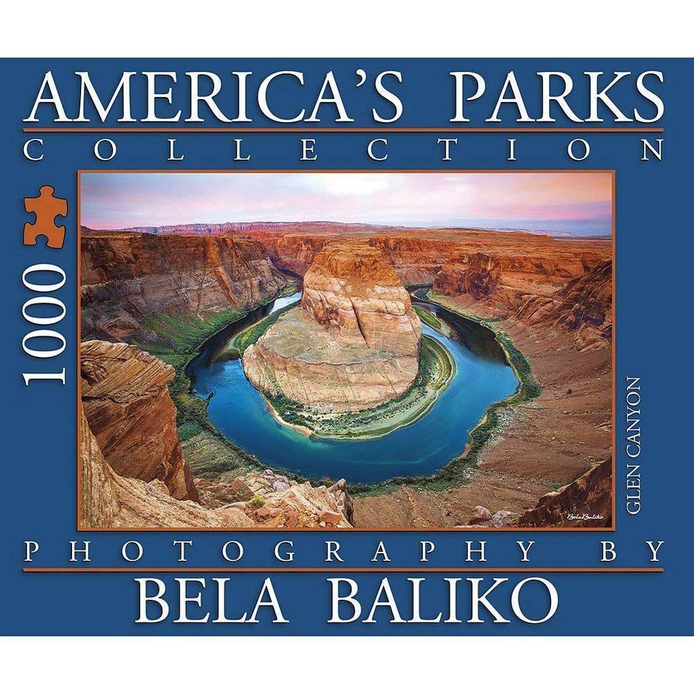 Bela Baliko America's Horseshoe Bend 1000 Piece Puzzle