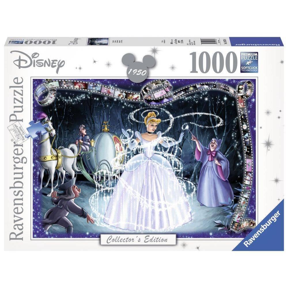 Disney Cinderella 1000 Piece Puzzle