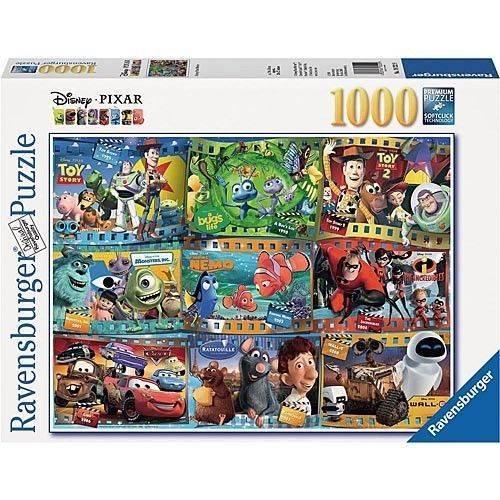 Disney Pixar 1000 Piece Puzzle