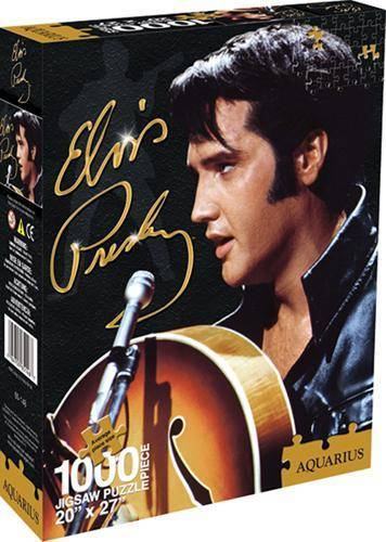 Elvis 1968 1000 Piece Puzzle