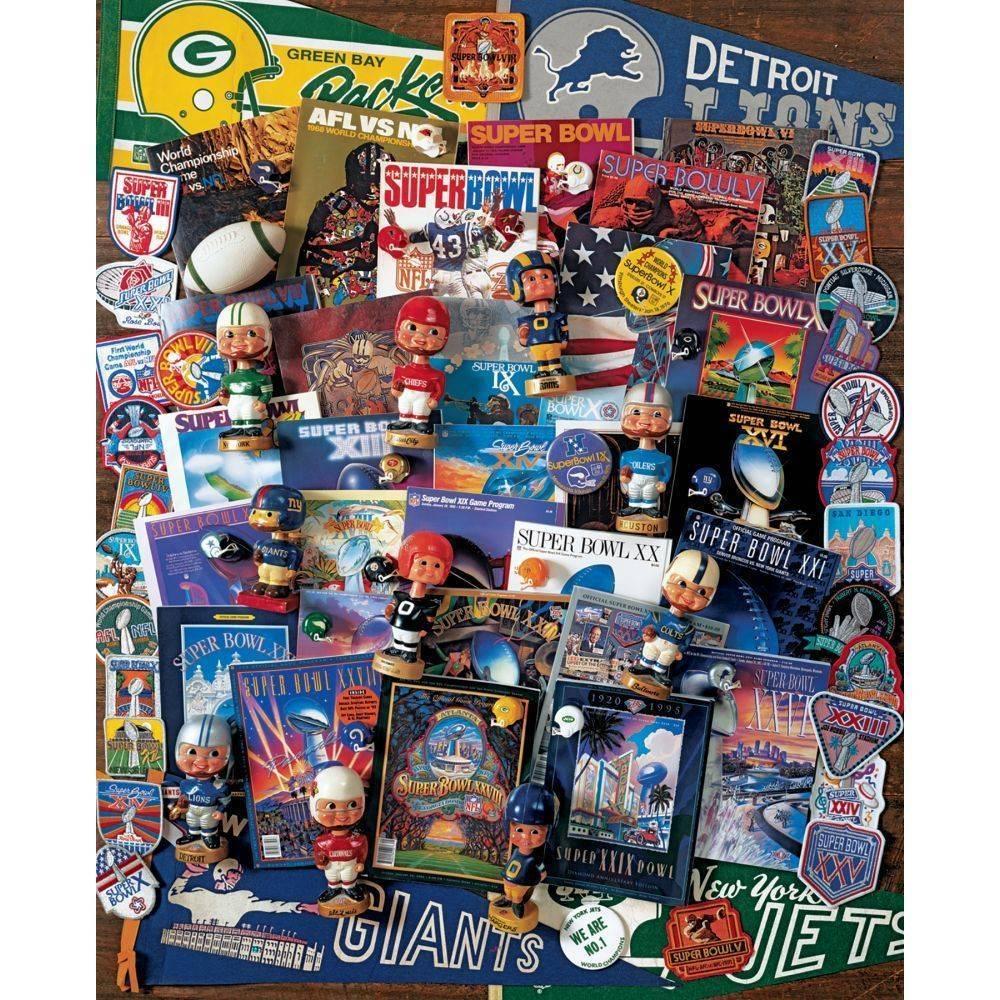 Football Fantasy 1000 Piece Puzzle