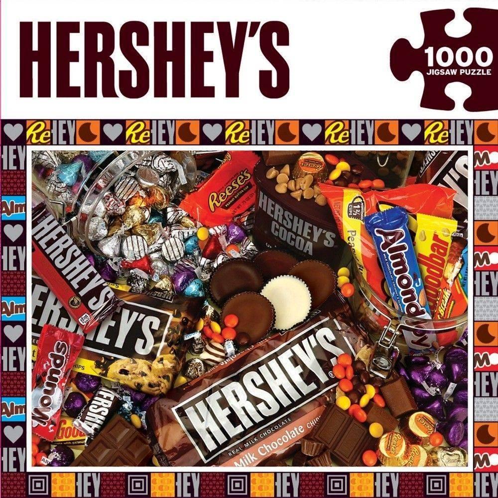 Hershey Mayhem 1000 Piece Puzzle