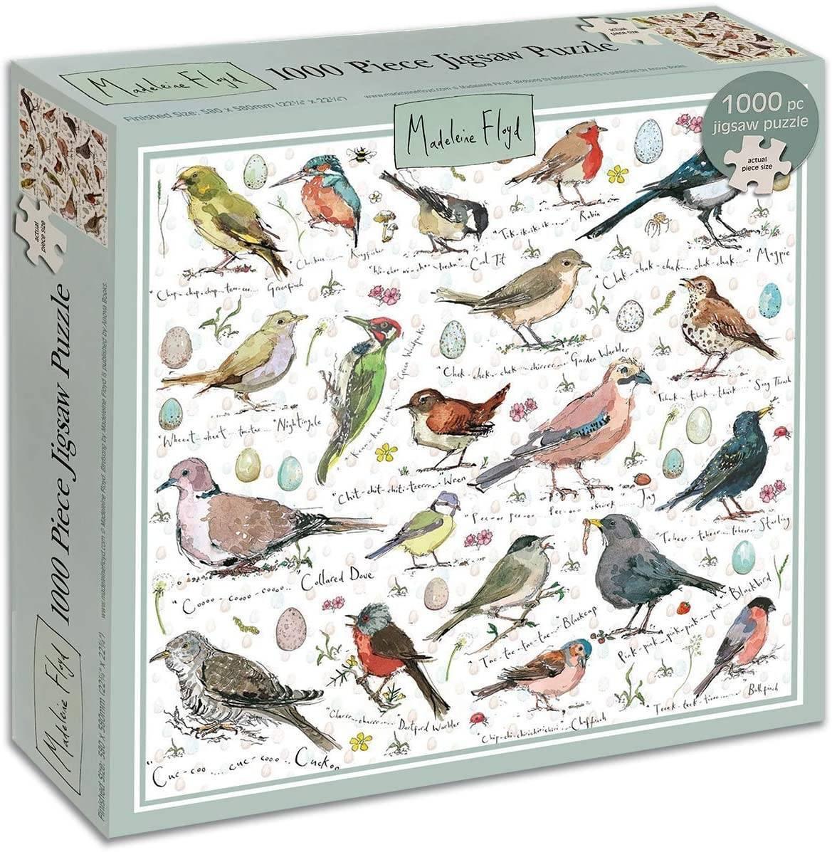 Madeleine Floyd Birdsong 1000 Piece Puzzle