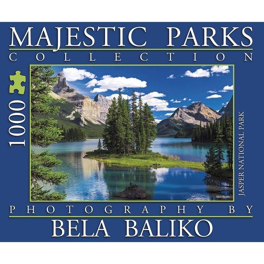 Majestic Parks Mal Lake 1 1000 Piece Puzzle