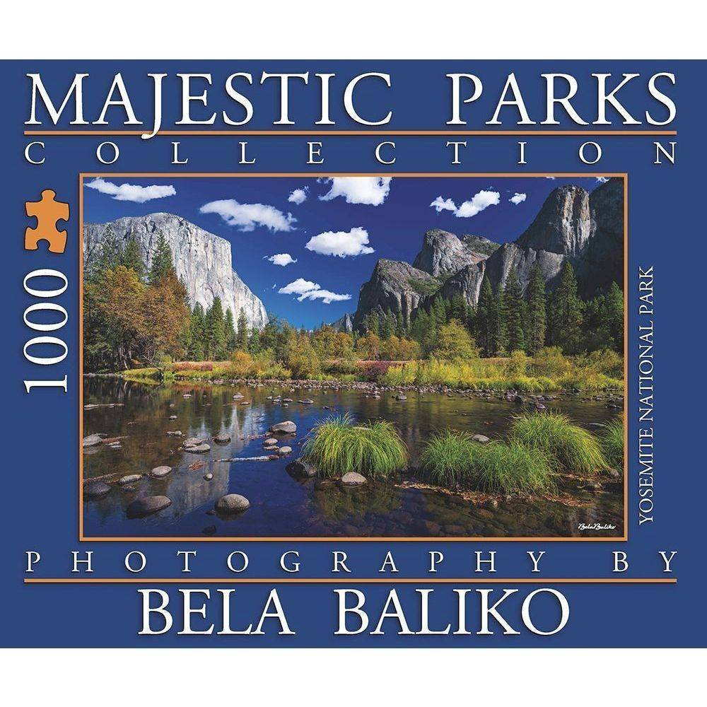 Majestic Parks Valley View 1000 Piece Puzzle