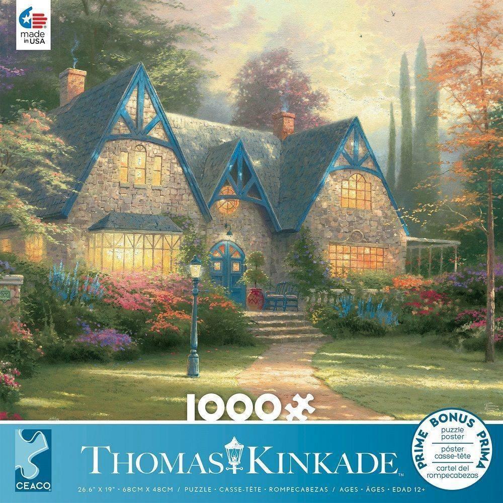 Thomas Kinkade 1000 Piece Puzzle